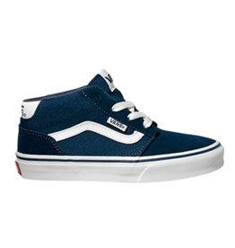 Vans Chapman Mid blauw sneakers kids