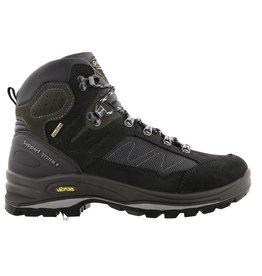 Grisport Everest Mid zwart wandelschoenen uni (a)