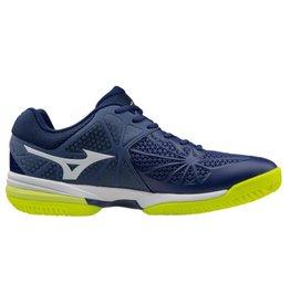 Mizuno Wave Exceed Tour 2 CC blauw tennisschoenen heren