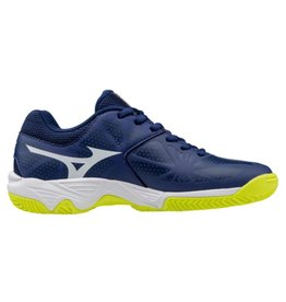 Mizuno Wave Exceed Star Jr CC blauw tennisschoenen kids