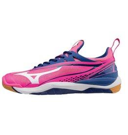 Mizuno Wave Mirage 2 roze handbalschoenen dames