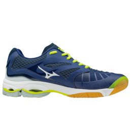 Mizuno Wave Lightning Z3 blauw volleybalschoenen heren