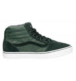 Vans WM Maddie HI MTE groen sneakers dames
