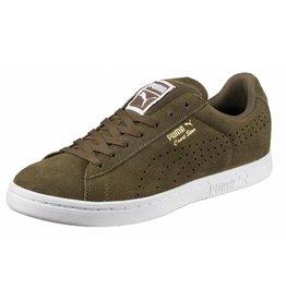 Puma Court Star Suede groen sneakers heren