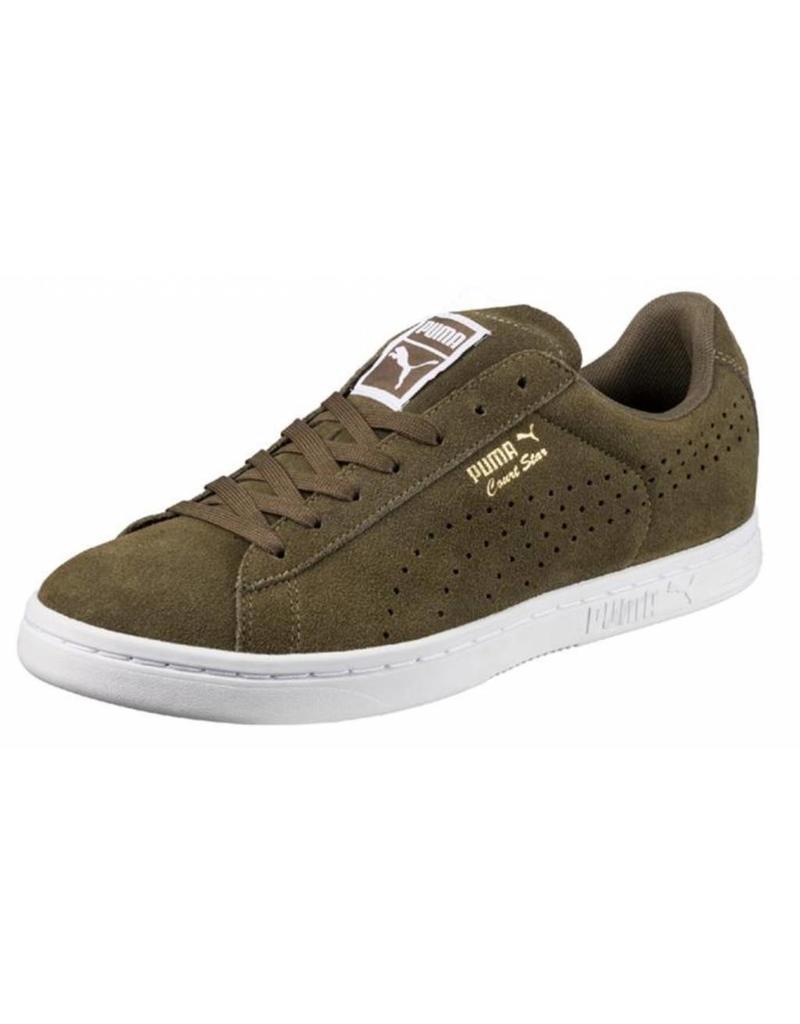 1b3869b3478 Puma Court Star Suede groen sneakers heren (364621-03 ...