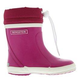 Bergstein Winterboot fuxia regenlaarzen meisjes