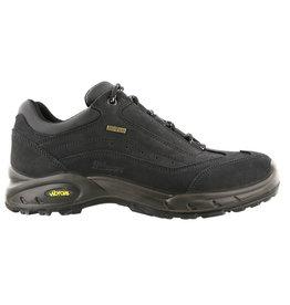 Grisport Travel Low zwart wandelschoenen uni (s)