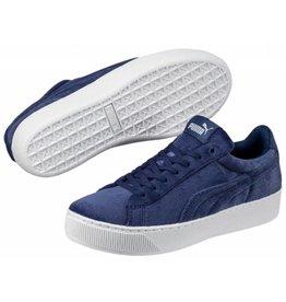 Puma Vikky platform VR blauw sneakers dames