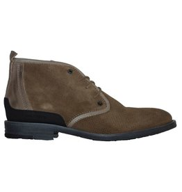 PME Legend Daily taupe casual schoenen heren