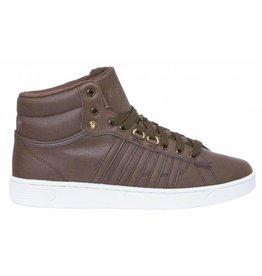 K-Swiss Hoke Mid CMF bruin sneakers heren