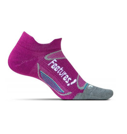 Feetures Elite Merino+ Ultra Light roze sportsokken dames