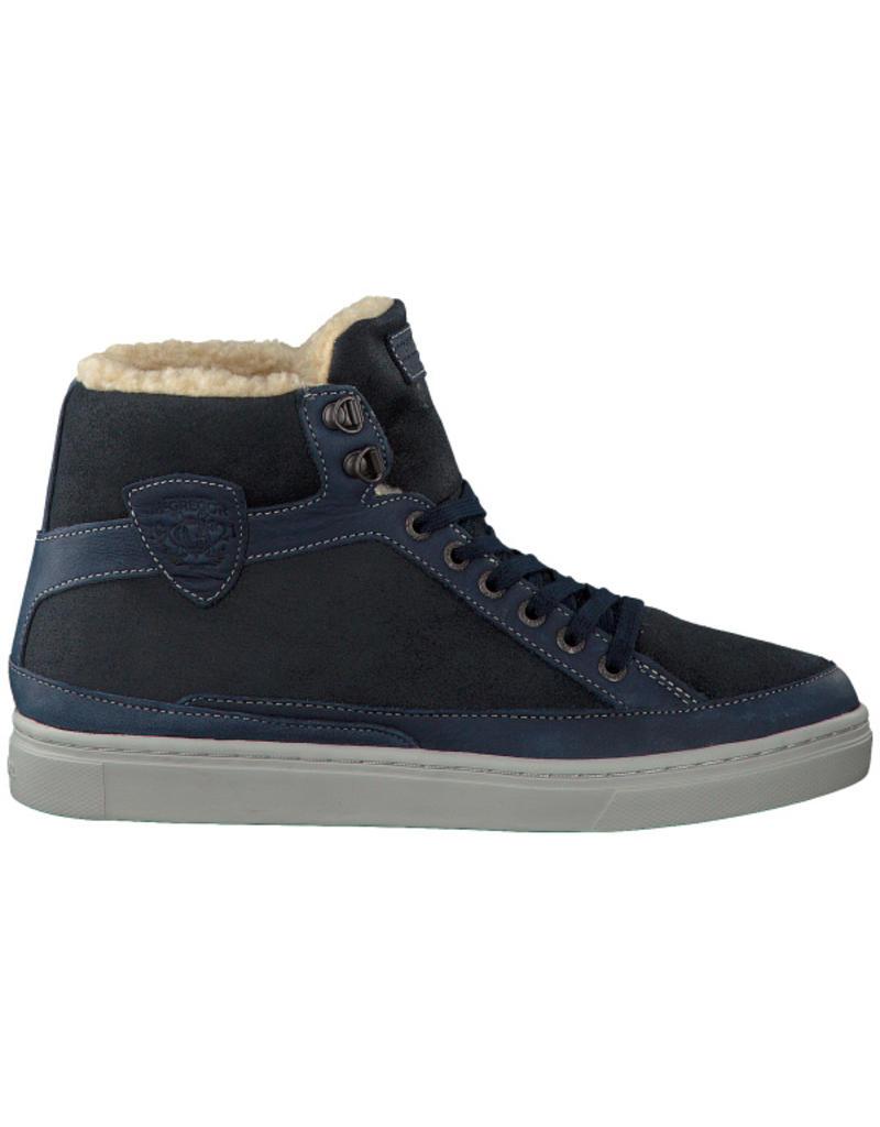 McGregor McGregor Bakersfield blauw casual schoenen heren