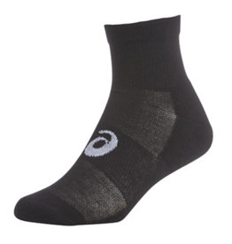 Asics Training sokken (3 paar) zwart uni