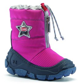 Olang Eolo fuxia snowboots meisjes