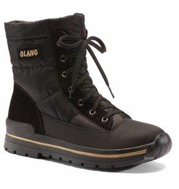 Olang Nadia nero snowboots dames