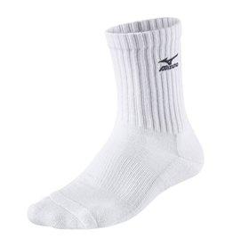 Mizuno Volleybal sokken medium wit