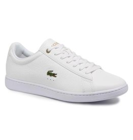 Lacoste Carnaby EVO 118 2 SPM wit sneakers heren