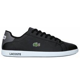 Lacoste Graduate LCR3 118 1 SPM zwart sneakers heren