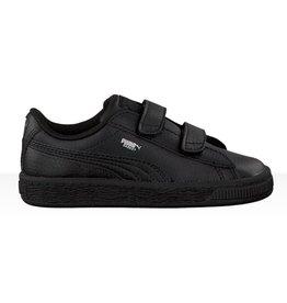 Puma Basket Classic LFS V zwart sneakers kids