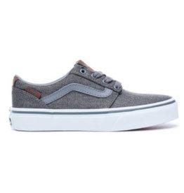 Vans YT Chapman Stripe grijs sneakers kids