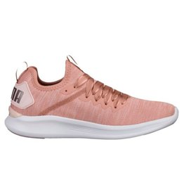Puma Ignite Flash EvoKNIT roze sneakers dames