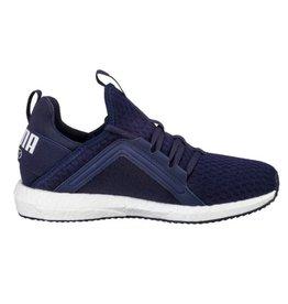 Puma Mega NRGY Jr donkerblauw sneakers kids