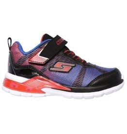 Skechers Erupters II blauw rood sneakers baby