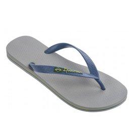 Ipanema Classic Brasil grijs blauw slippers heren