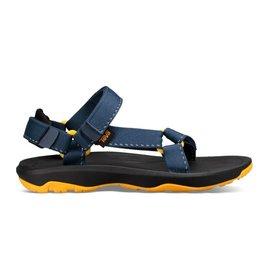 Teva Hurricane xlt 2 blauw geel sandalen kids (maat 28-35)