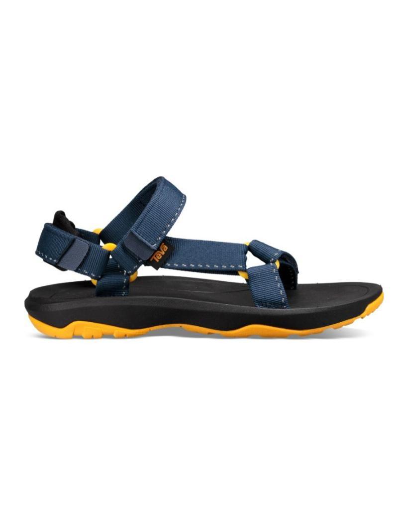 Teva Teva Hurricane xlt 2 blauw geel sandalen kids (maat 28 35)