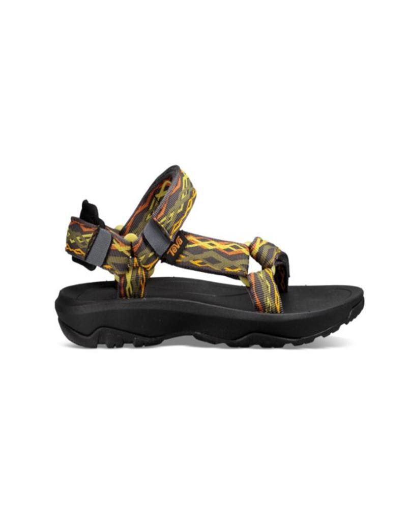 beperkte garantie nieuwe stijl aantrekkelijke prijs Teva Teva Hurricane xlt 2 oranje geel sandalen kids (maat 19-27)
