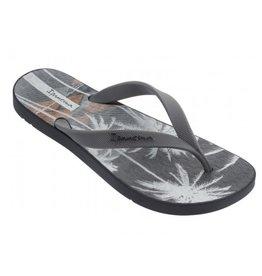 Ipanema Arpoador zwart  grijs slippers heren