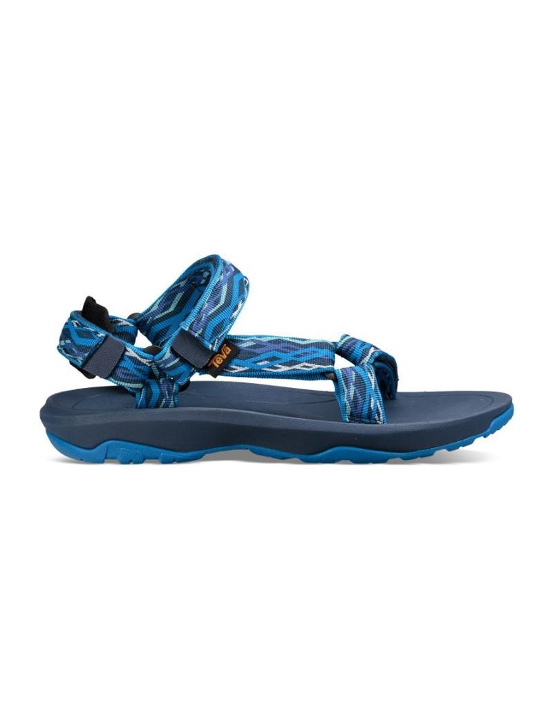 schattig goedkoop authentieke kwaliteit later Teva Teva Hurricane xlt 2 blauw sandalen kids (maat 19-27)