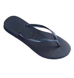 Havaianas Slim  blauw slippers dames
