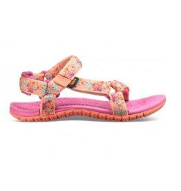 Teva Hurricane 3  roze oranje sandalen meisjes (maat 21-27)