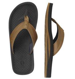 O'Neill FM Punch bruin slippers heren