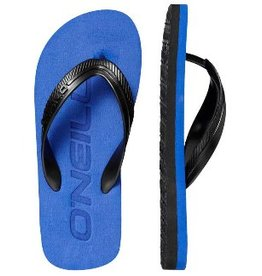 O'Neill FB Logo Turkish Sea blauw slippers jongens