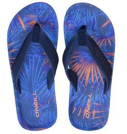 O'Neill FB Strike blauw slippers jongens