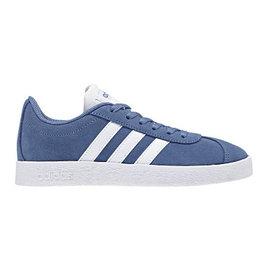 Adidas VL court 2.0 blauw sneakers kids