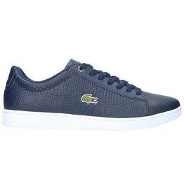 Lacoste Carnaby EVO 118 2 SPM blauw sneakers heren