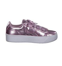 Puma Vikky Platform Ribbon lila sneakers dames