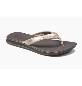 Reef Rover Catch goud bruin slippers dames