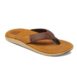 Reef Cushion J-Bay bruin slippers heren