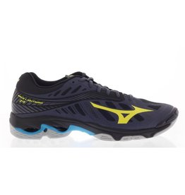 Mizuno Wave Lightning Z4  geel indoor schoenen heren