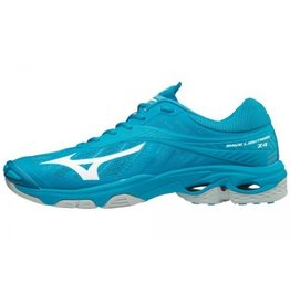 Mizuno Wave Lightning Z4 blauw indoor schoenen uni