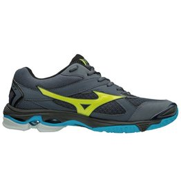Mizuno Wave Bolt 7 geel indoor schoenen heren
