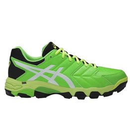 ASICS Gel Hockey Blackheath 6 GS groen hockeyschoenen kids