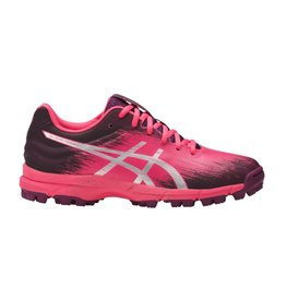 ASICS Gel-Hockey Typhoon 3 roze hockeyschoenen dames