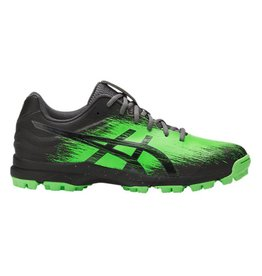 Asics Gel Hockey Typhoon 3  groen hockeyschoenen heren