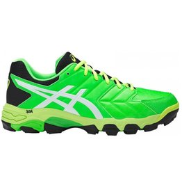 Asics Gel Blackheath 6 groen hockeyschoenen heren